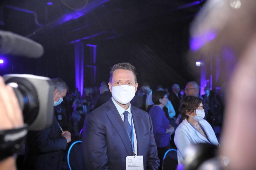 Rafał Trzaskowski /Wojciech Olkuśnik /PAP