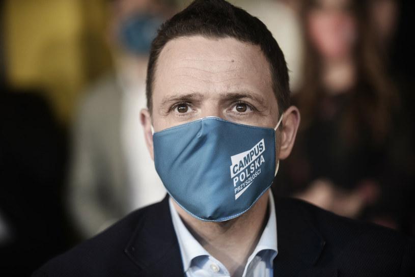 Rafał Trzaskowski /Marek Lasyk/REPORTER  /Reporter