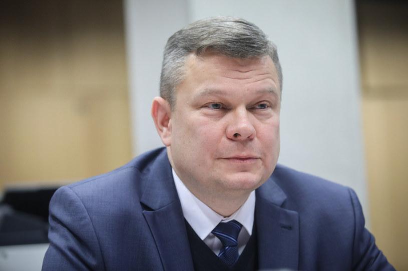Rafał Wojciechowski /fot. Andrzej Iwanczuk/REPORTER /East News