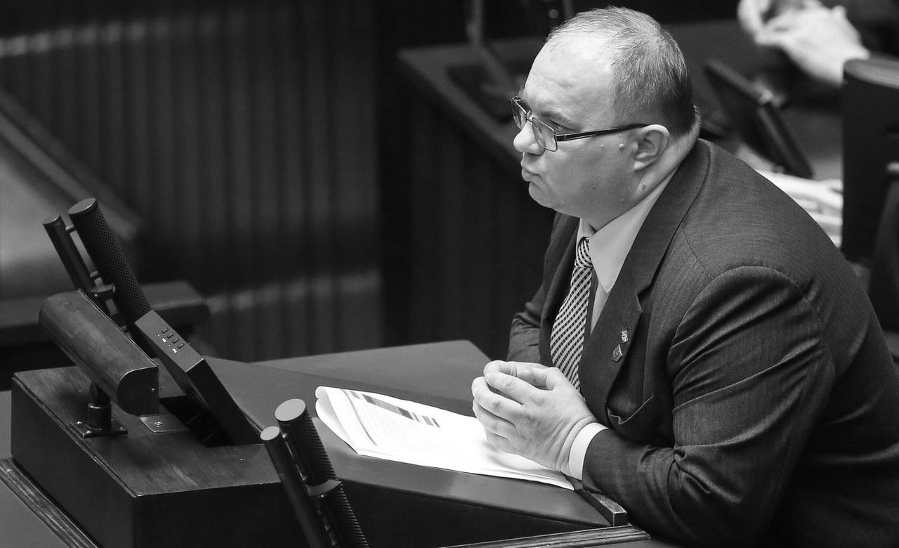 Rafał Wójcikowski nie żyje. Poseł Kukiz'15 zginął w wypadku samochodowym