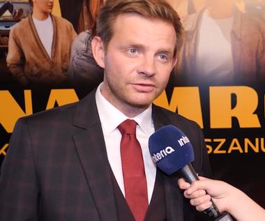 """Rafał Zawierucha o """"Najmro. Kocha, kradnie, szanuje"""": Mój bohater budzi uśmiech"""