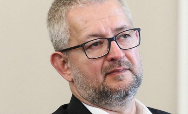 Rafał Ziemkiewicz / Leszek Szymański    /PAP