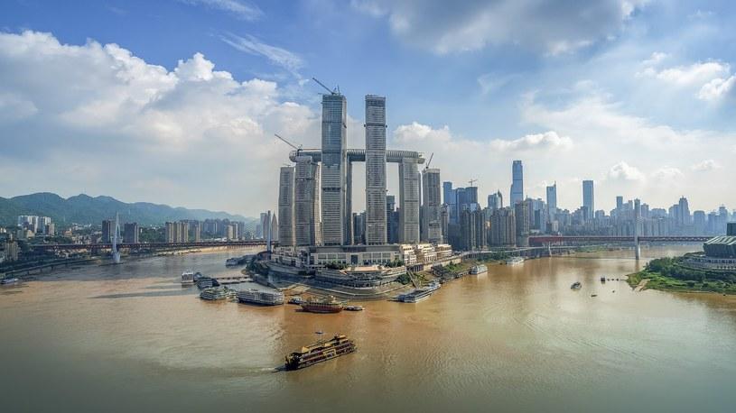 Raffles City Chongqing /materiały prasowe