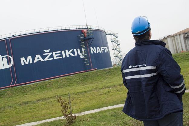 Rafineria Możejki. Fot. Piotr Waniorek /FORUM