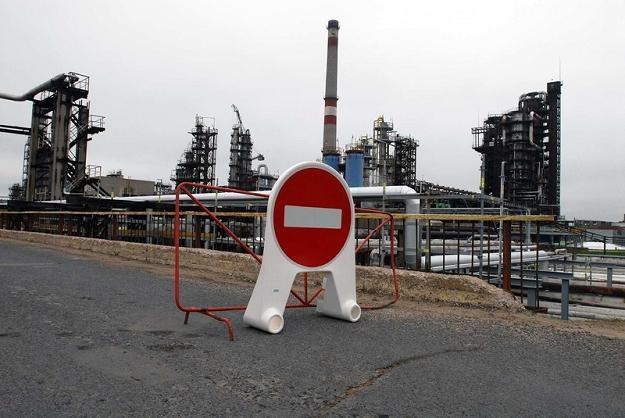Rafineria Orlenu Mazeikiu Nafta na Litwie. Fot. INNA /Reporter
