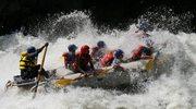 Rafting w Nowej Zelandii