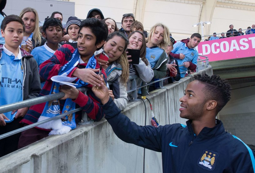 Raheem Sterling /AFP