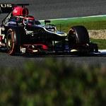 Raikkonen najszybszy poczas ostatniego testu na Jerez