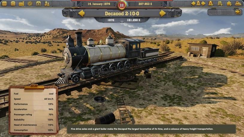 Railway Empire /materiały prasowe