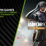 Rainbow Six Siege Gold Edition w pakiecie z kartami GeForce RTX