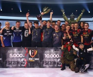 Rainbow Six Siege Masters LeagueTeam: GamerLegion zwycięzcami II sezonu
