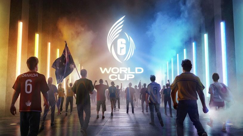 Rainbow Six World Cup /materiały prasowe