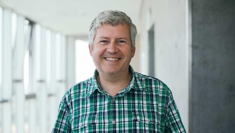 Rainer Kraft, ekspert AI w Zalando /materiały prasowe