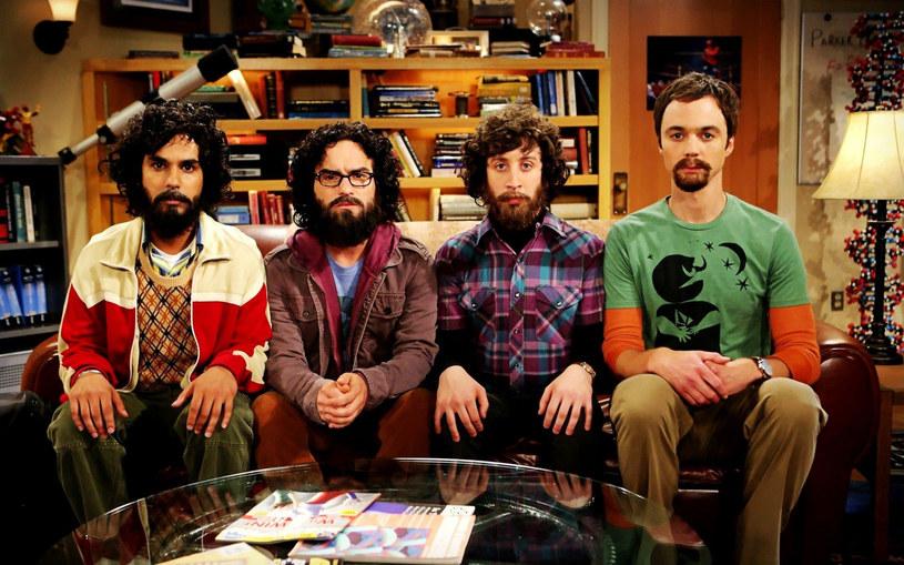 """Raj, Leonard, Howard i Sheldon, czyli chłopcy z """"Teorii wielkiego podrywu"""" /materiały prasowe"""