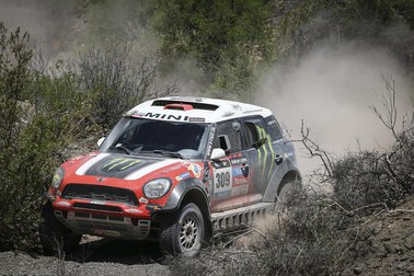 Rajd Dakar 2014: Hołowczyc dziewiąty, udany dzień Polaków