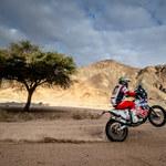 Rajd Dakar. Adam Tomiczek komentuje okoliczności wycofania się z rywalizacji