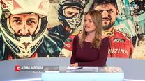 Rajd Dakar. Aldona Marciniak: Być może układ sił z początku wyścigu ustawił całą rywalizację (ELEVEN SPORTS). Wideo