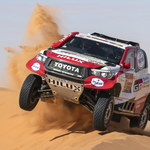 Rajd Dakar: Alonso drugi, Przygoński szósty na ósmym etapie rajdu
