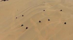 Rajd Dakar. Amerykanin Bryce Menzies wycofał się po wypadku