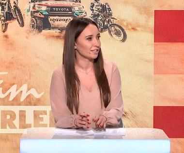 Rajd Dakar. Anita Mazur: Polskiej ekipie szczęśliwie udało się dojechać (ELEVEN SPORTS). Wideo