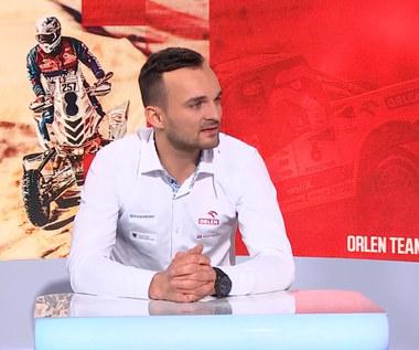 Rajd Dakar. Bartosz Zmarzlik: Fajnie byłoby pojechać wspólnie z Maciejem Giemzą (ELEVEN SPORTS). Wideo