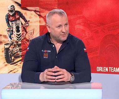 Rajd Dakar. Jarosław Kazberuk: Dojechać do mety to jak wygrać (ELEVEN SPORTS). Wideo