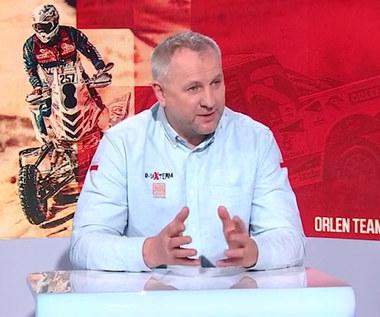Rajd Dakar. Jarosław Kazberuk: To jest nowy teren, często trasy są nieprzygotowane. (ZDJĘCIA ELEVEN SPORTS). Wideo