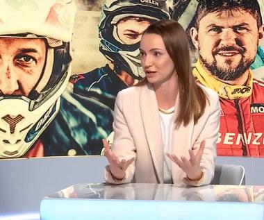 Rajd Dakar. Justyna Przygońska o rajdach i o swoim mężu Jakubie Przygońskim prywatnie. Wideo