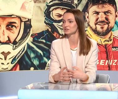 Rajd Dakar. Justyna Przygońska o rajdach samochodowych: Interesuje mnie tylko jak Kuba startuje (ELEVEN SPORTS). Wideo
