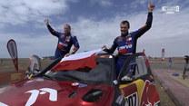 """Rajd Dakar. Kazberuk: Kończą się """"igrzyska"""" rajdowe. Jedyne w swoim rodzaju (ELEVEN SPORTS). Wideo"""