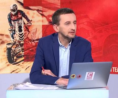 Rajd Dakar. Mikołaj Sokół: Niektórzy zawodnicy nie wytrzymywali kondycyjnie (ELEVEN SPORTS). Wideo