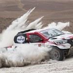 Rajd Dakar po raz pierwszy w Azji