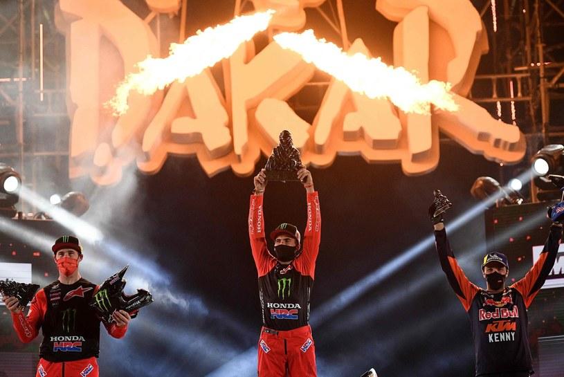 Rajd Dakar po raz trzeci odbędzie się w Arabii Saudyjskiej /AFP