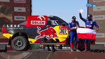Rajd Dakar. Podsumowanie 12. etapu (POLSAT SPORT). Wideo