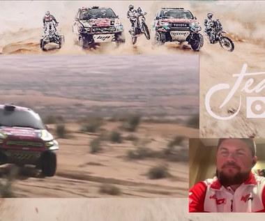 Rajd Dakar. Prokop: Kiedy przekroczysz limit to robią się kłopoty! (ELEVEN SPORTS). Wideo