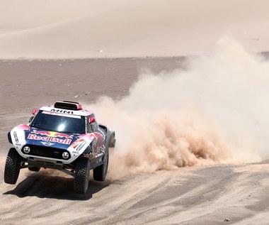Rajd Dakar: Przygoński siódmy, zwycięstwo Peterhansela