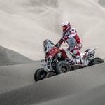 Rajd Dakar: Rafał Sonik piąty na pierwszym etapie