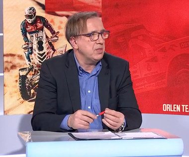 Rajd Dakar. Sławomir Szymczak: To jest Dakar tutaj wszystko może się wydarzyć (ELEVEN SPORTS). Wideo