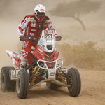 Rajd Dakar. Sonik czwarty, Przygoński ósmy na 7. etapie