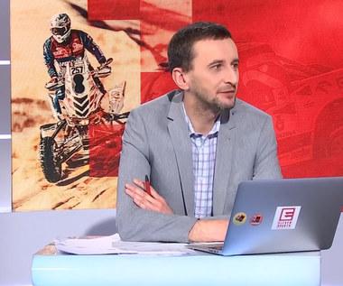 Rajd Dakar. Świetna pozycja Kamila Wiśniewskiego (ELEVEN SPORTS). Wideo