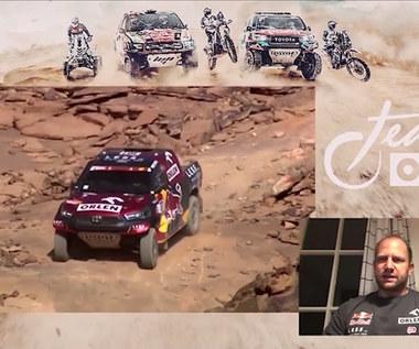Rajd Dakar. Timo Gottschalk (pilot Jakuba Przygońskiego): Ci którzy mieli samochody buggy, mieli przewagę (ELEVEN SPORTS). Wideo