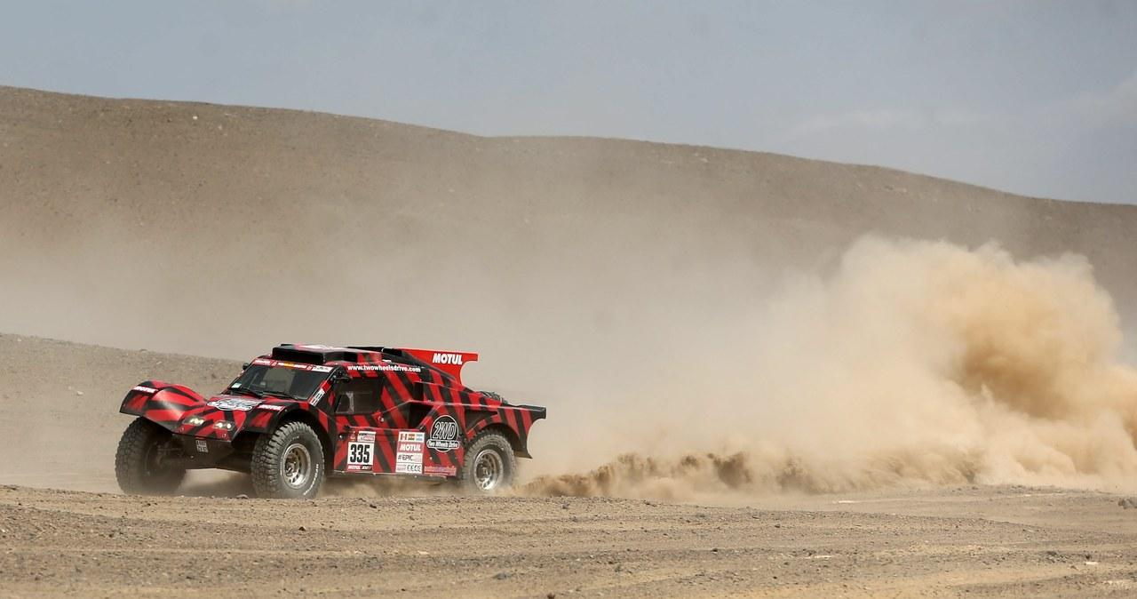 Rajd Dakar w Peru