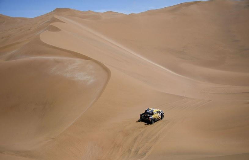 Rajd Dakar /AFP