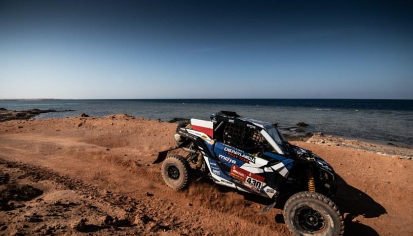 Rajd Dakar /materiały prasowe