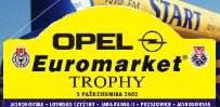 Rajd Euromarket Trophy /INTERIA.PL
