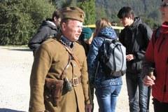 Rajd historyczny Szlakami Żołnierzy Wyklętych mjr. Józefa Kurasia