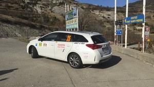 Rajd Monte Carlo Nowych Energii - dzień 1.
