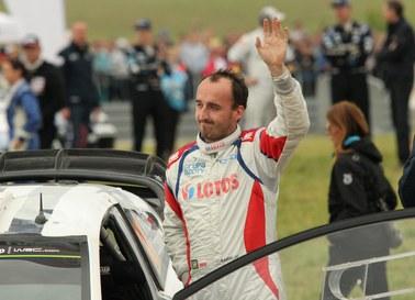 Rajd Monte Carlo: Robert Kubica już po testach