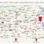 Rajd Polski - jak dojechać?