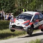 Rajd Turcji: Ott Tanak liderem, Kajetan Kajetanowicz czwarty w WRC2